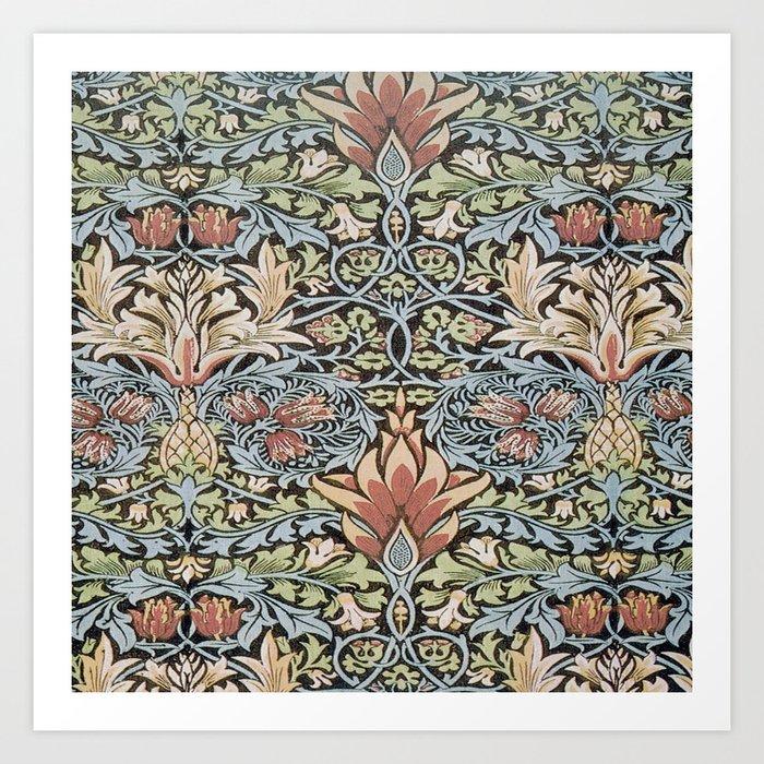 Art work of William Morris 6 Kunstdrucke