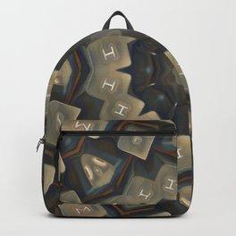 Typeset Backpack