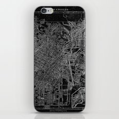 Los Angeles, California, Circa 1908. iPhone & iPod Skin