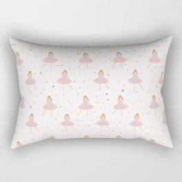 Ballet Star Rectangular Pillow