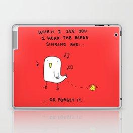 Love Note #4 Laptop & iPad Skin