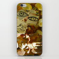 philadelphia iPhone & iPod Skins featuring Philadelphia by dormiveglia