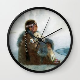 Sing You a Lullabye Wall Clock
