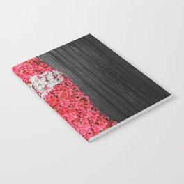 Flower Coke Notebook