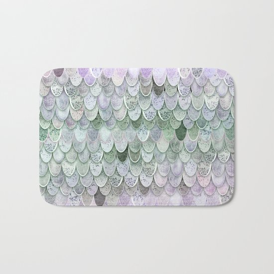 MAGIC  MERMAID Bath Mat