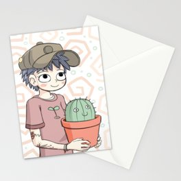 Cactus Gal Stationery Cards