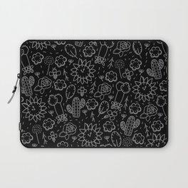 Time Garden Sketch Laptop Sleeve
