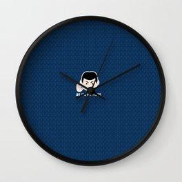 Star trek vulcan llap Spock Wall Clock