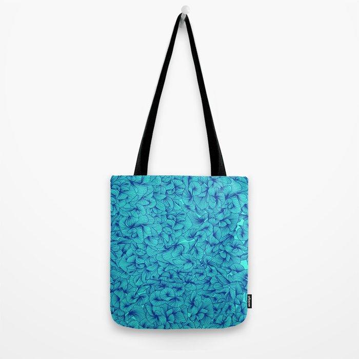 Blue Inklings Tote Bag
