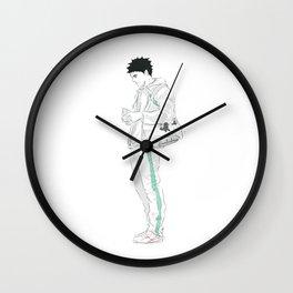 casual Wall Clock