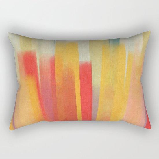 thinking out loud Rectangular Pillow