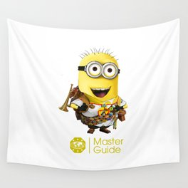 MasterGuide Minion Wall Tapestry