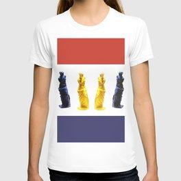 french venus colors T-shirt