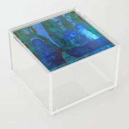 Resistant Fifth Acrylic Box
