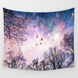 just imagine Wall Tapestry