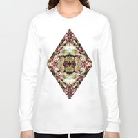 antique Long Sleeve T-shirts featuring Antique Nature by LovePsyence
