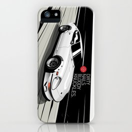Datsun 240ZG G-Nose (White) iPhone Case