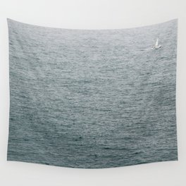 Lost Sailor Wall Tapestry