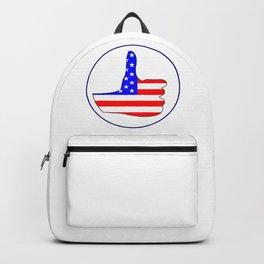 Thumbs Up America Backpack