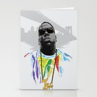 notorious Stationery Cards featuring Notorious by Tecnificent