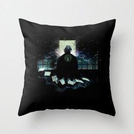 Kisuke Urahara Throw Pillow