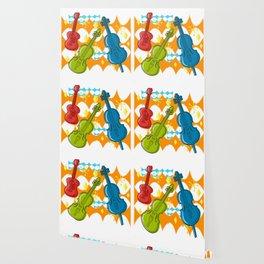 Sunny Grappelli String Jazz Trio Composition Wallpaper