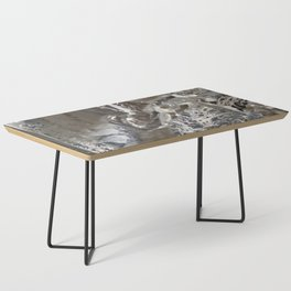 Silver Crystal First Coffee Table