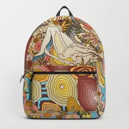 Great Fruits & Blood Oranges Backpack