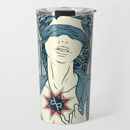Rubino Angel Woman Wings Travel Mug