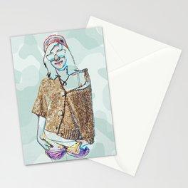 Zoe. Stationery Cards