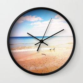 i will follow you Wall Clock