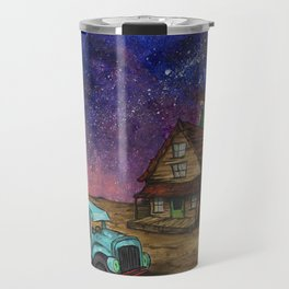 The Middle of Nowhere Travel Mug