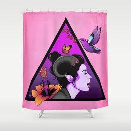 SATYR Shower Curtain