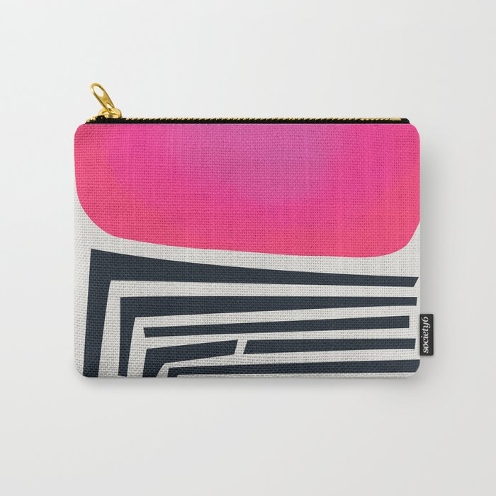 Labyrinth Carry-All Pouch