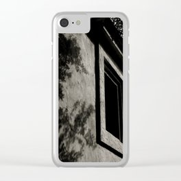 Where art thou Clear iPhone Case