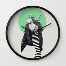 Retro Fashion Wall Clock