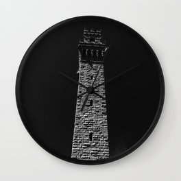 Provincetown Monument Wall Clock