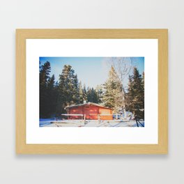 The Cabin Framed Art Print