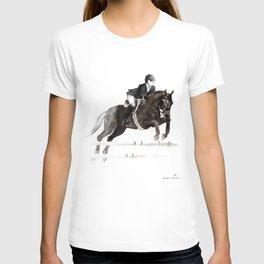 Horse (Jumper II) T-shirt