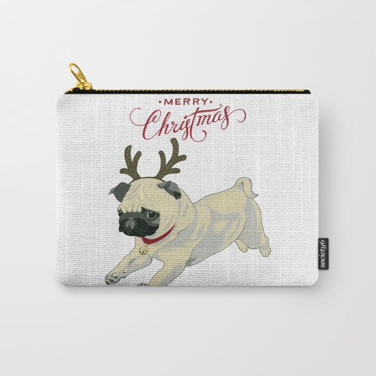 Deer Pug Carry-All Pouch