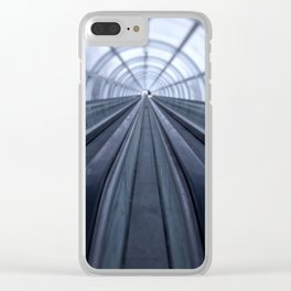 Symmetry: Mechanical Clear iPhone Case