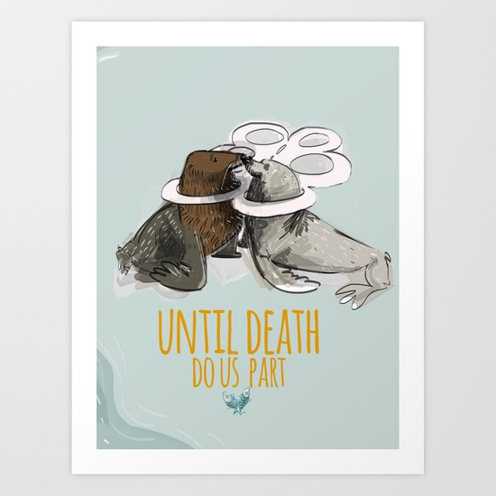Until death do us part by natachapink