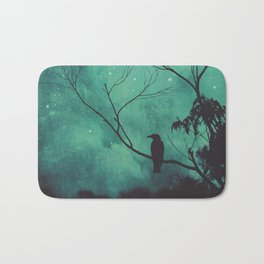 Evening Songbird Bath Mat