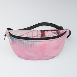 Coastal Whale Watching Fanny Pack
