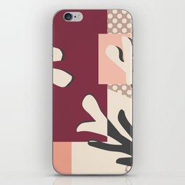 Finding Matisse pt.2 #society6 #abstract #art iPhone Skin