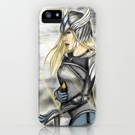 valkyrie iPhone Case