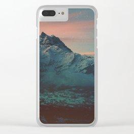 Garden Clear iPhone Case