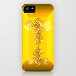 The gratitude plant iPhone Case