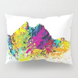 Mount Pilatus color Pillow Sham