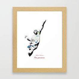 Natura Technica - Bonobo Framed Art Print